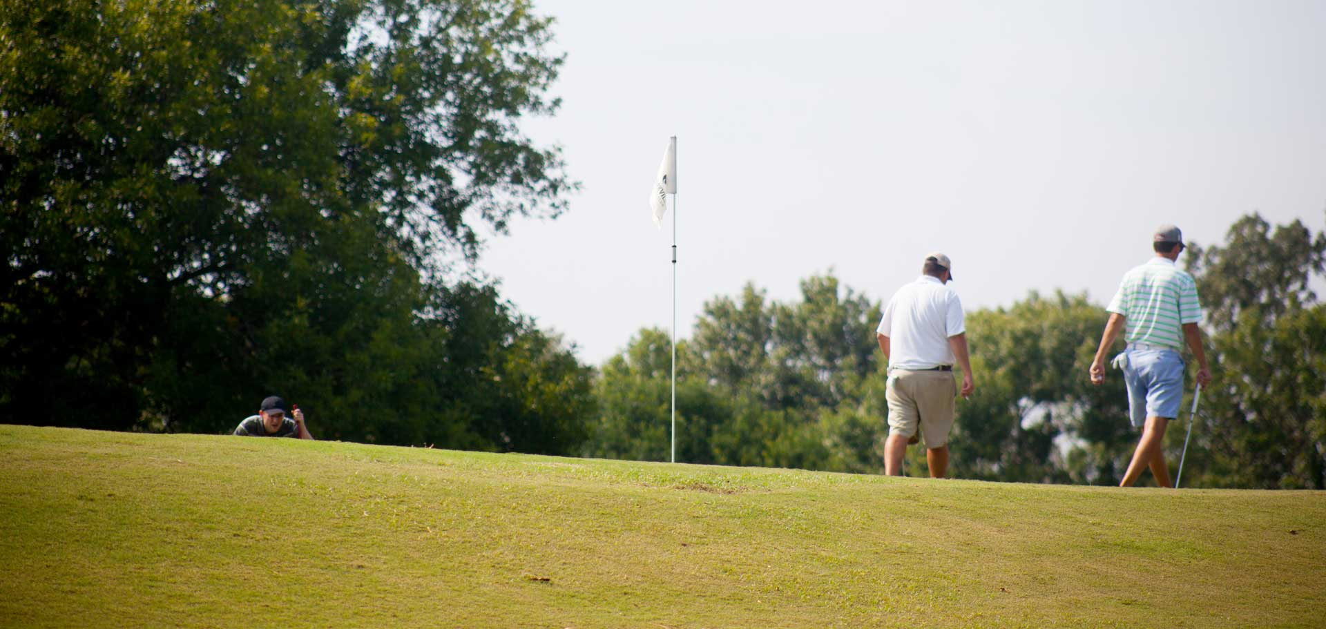golf people green