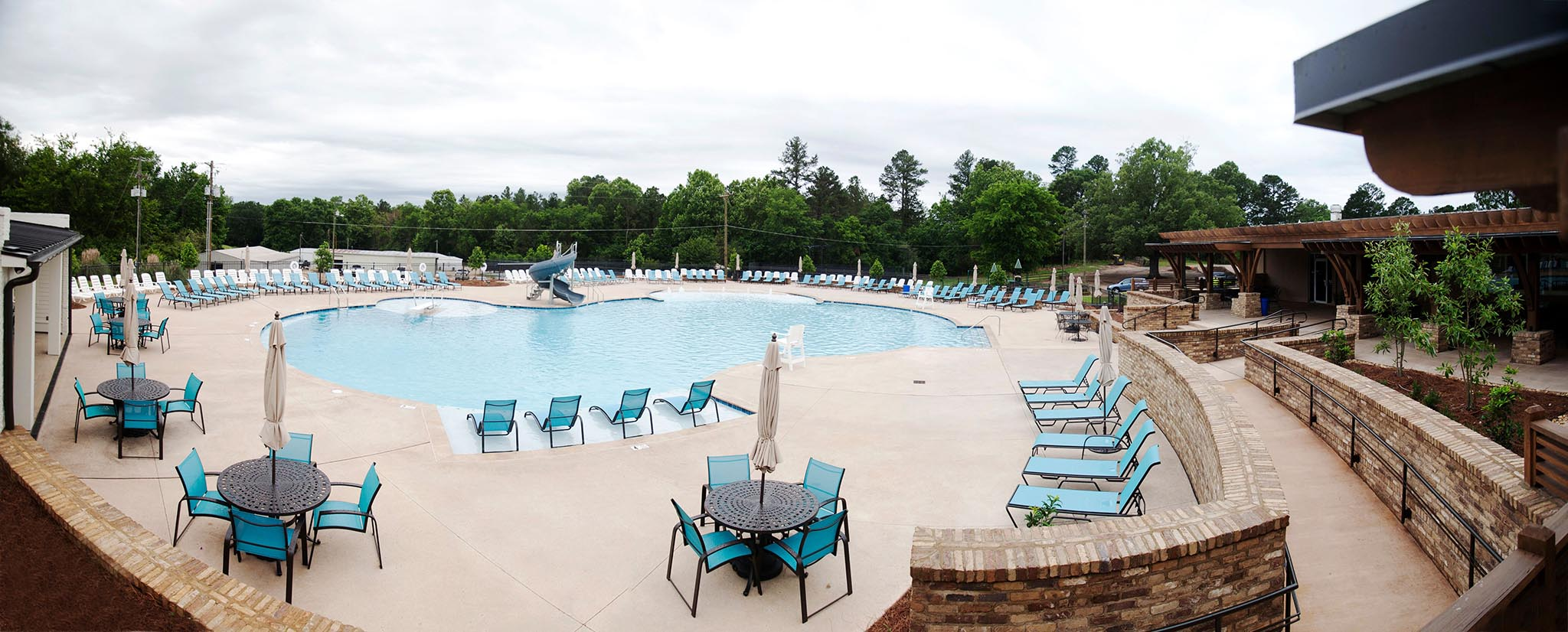 Starkville Country Club Pool